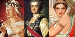 Top 3 cele mai perverse femei din istorie. Faceau sex si cate 25 de ore, se prostituau si incercau senzatii tari cu armasarii