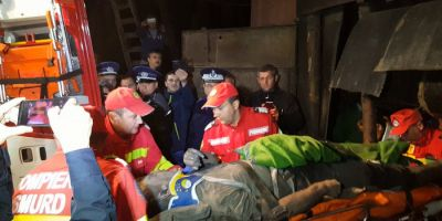 VIDEO Ultimele ore ale minerului Ionel Suciu, mort in spital. Avea trupul zdrobit sub daramaturi, dar a reusit sa isi anunte salvatorii ca inca mai era in viata
