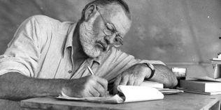Prima povestire scrisa de Ernest Hemingway, descoperita in Florida