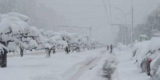 Informare de vreme severa incepand de vineri noapte - intensificari ale vantului si ninsori viscolite la munte