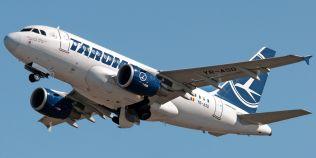 Avion al TAROM, intors pe Otopeni la 12 minute de la decolare