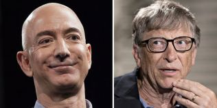 Primii 42 de miliardari au bani cat jumatate din populatia planetei