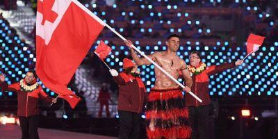 De la Rio la Pyeongchang. Povestea lui Taufatofua, singurul sportiv din Tonga la Jocurile Olimpice de Iarna, care a invatat sa schieze in doar trei luni pe role