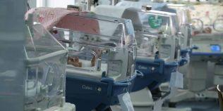 Bebelus de 10 luni internat in spital cu sanse minime de supravietuire.