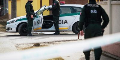 Politia slovaca a arestat cativa oameni de afaceri italieni dupa asasinarea jurnalistului Jan Kuciak