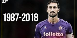 Fiorentina, decizie impresionanta dupa moartea lui Astori: Clubul va sustine pe viata familia fostului jucator