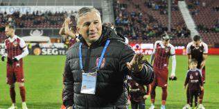 Se ascut sabiile inaintea derby-ului dintre CFR Cluj si FCSB. Dan Petrescu, inamicul numarul unu pentru ros-albastri
