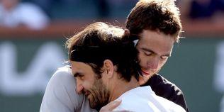 Finala Indian Wells dintre Roger Federer si Juan Martin del Potro a readus suspansul in tenisul masculin