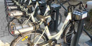 Cum au ajuns zece biciclete cumparate pentru politistii locali cu 126.000 de euro