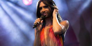 Cantaretul travestit Conchita Wurst, castigator al concursului Eurovision 2014, a anuntat ca a fost diagnosticat cu HIV
