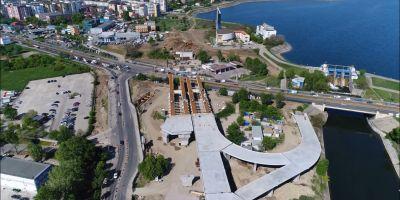 VIDEO Asociatia Pro Infrastructura: Lucrarile la Pasajul Ciurel inainteaza cu viteza melcului. Firea zicea ca va fi gata in 2017