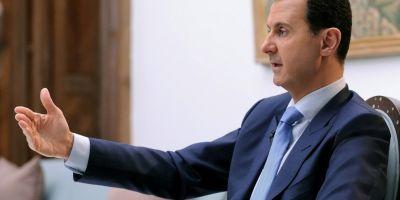 Bashar al-Assad, avertizat de SUA