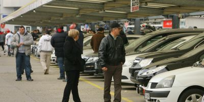Capcana masinilor second-hand aduse din Germania