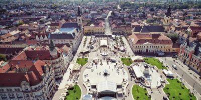 Orasul din Romania care a atras cele mai multe fonduri europene in 2017
